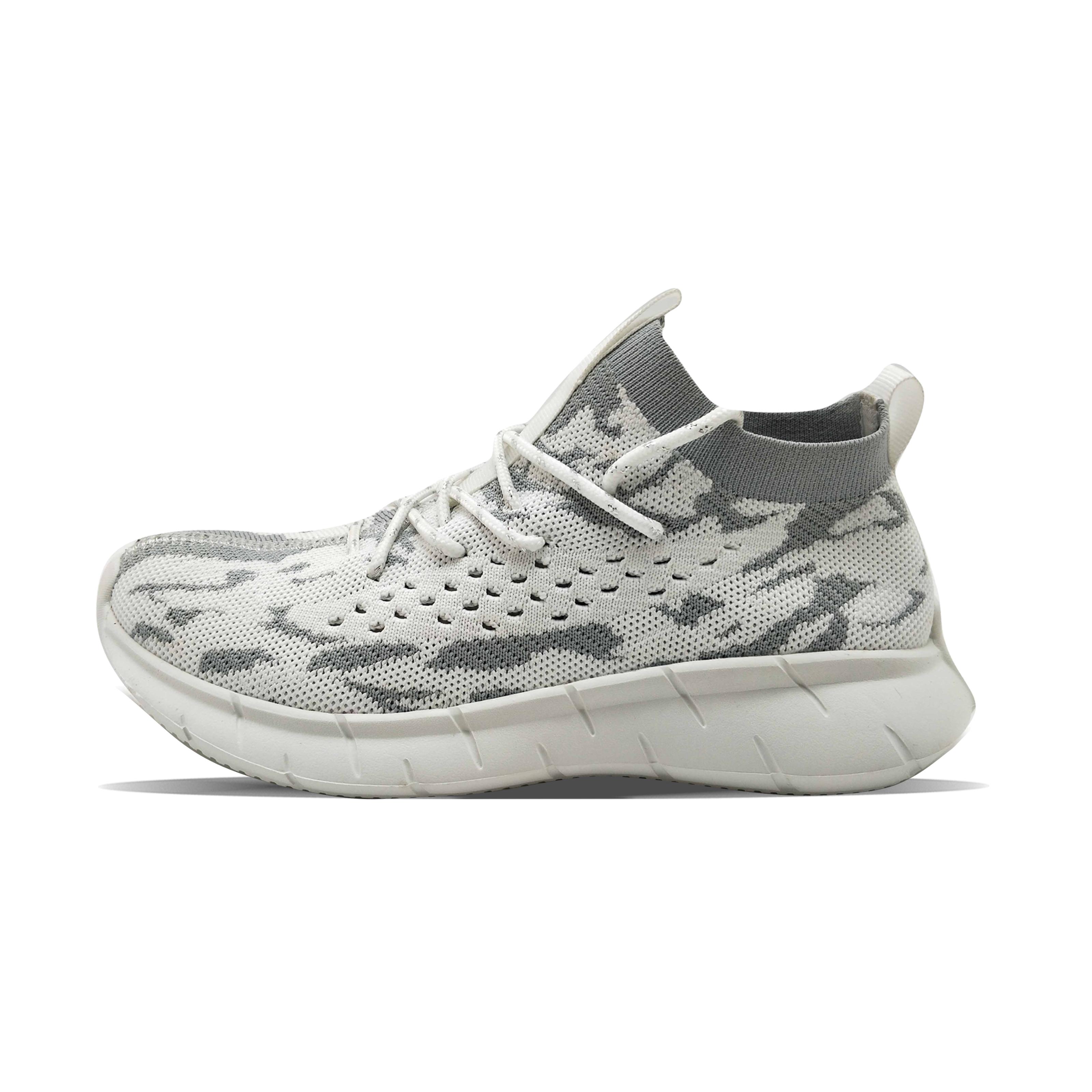 middle-top light running slip-on sneaker
