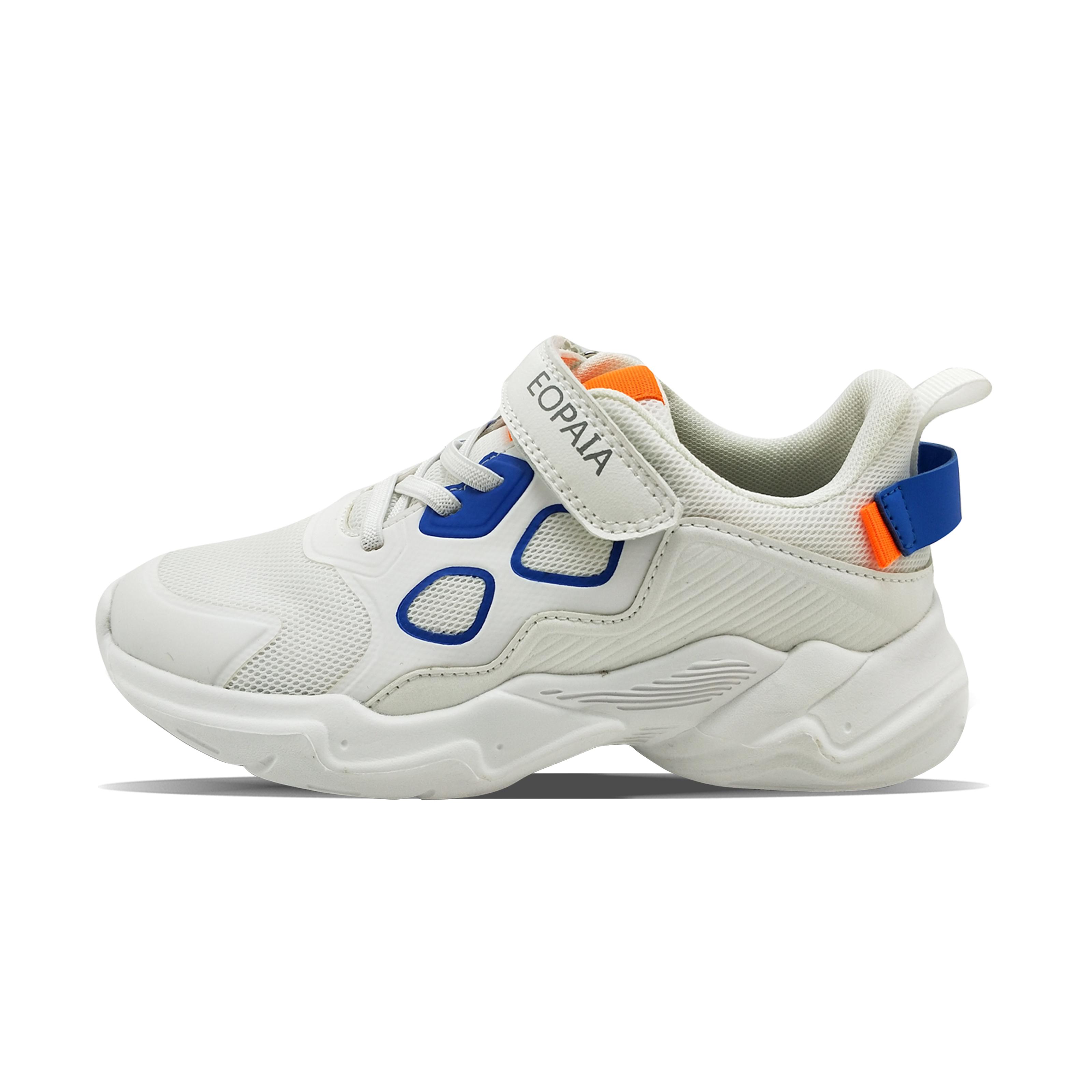 классический белый Волшебный Пояс дизайн спортивной обуви мальчик