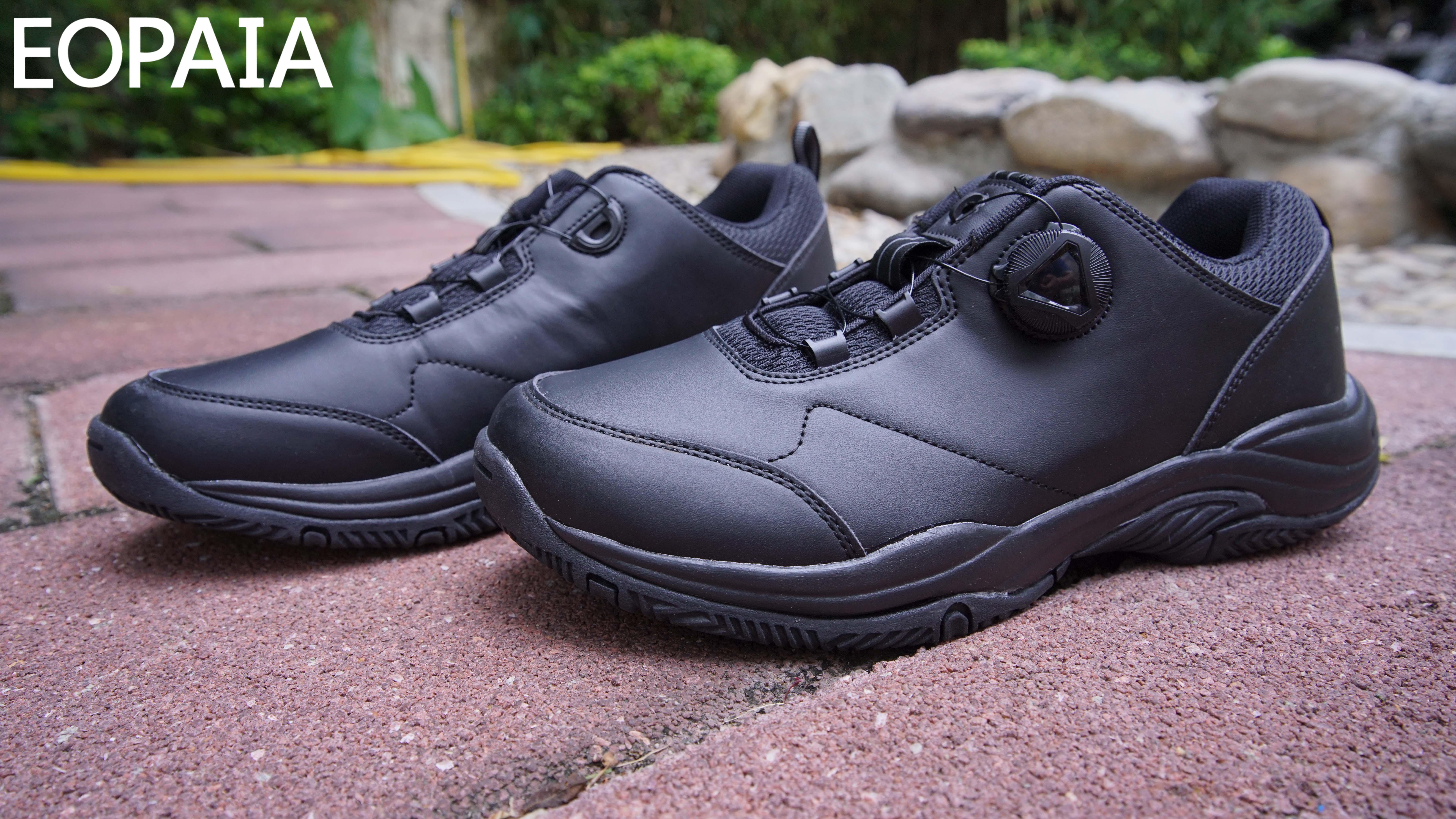 Chaussures extérieures durables pour femmes à profil bas